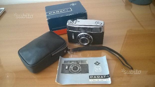 Macchina fotografica AGFA PARAT-I