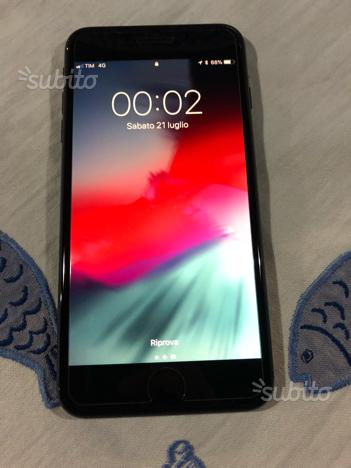 IPhone 8 Plus 64gb IN GARANZIA nero