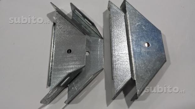 Piastre metallo