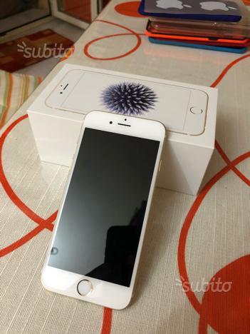 IPhone 6 colore oro