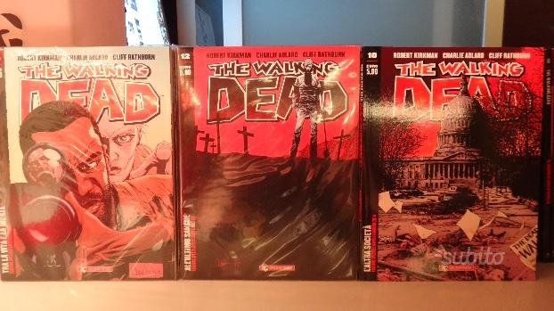 THE WALKING DEAD - Serie Completa - 76 Pezzi