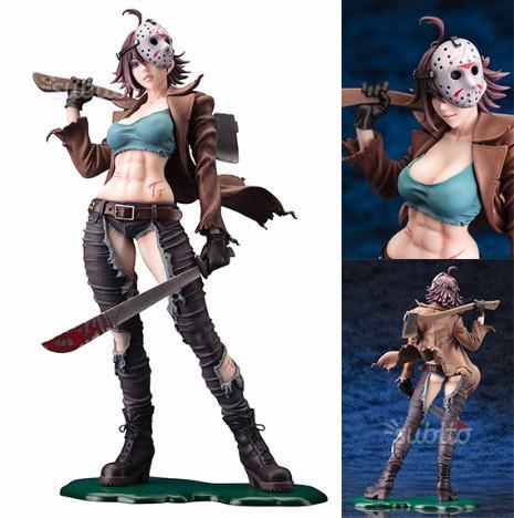 Horror bishoujo statue 2nd jason voorhees