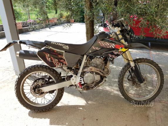 Honda 250 benzina