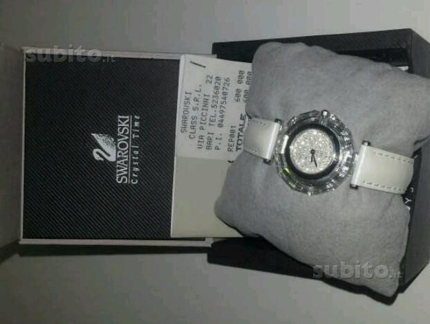 Orologio SWAROVSKI Crystal Time
