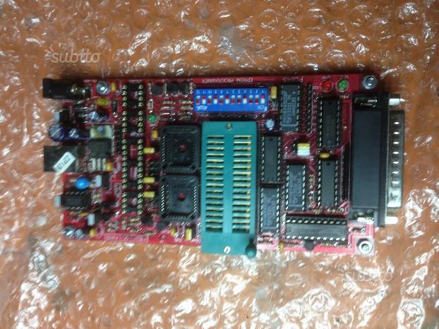 Programmatore PCB45