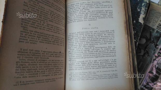 Annuario scintifico del 1900
