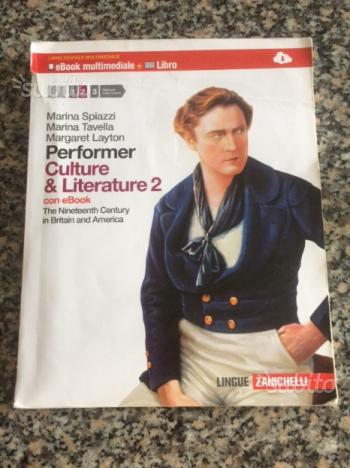 Performer culture and literature 2