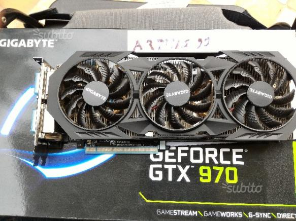 GTX 970 Gigabyte Windforce