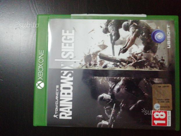 Rainbow Six Siege per Xbox One