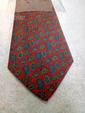 Cravatta Aquascutum