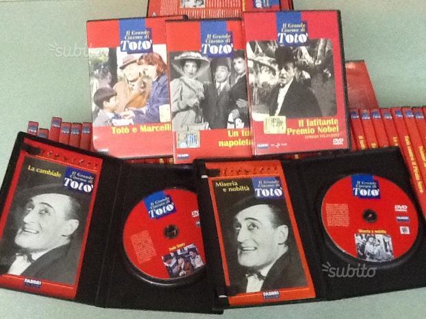 Collezione dvd totò