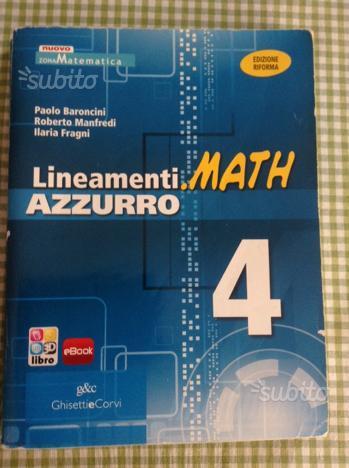 Math Azzurro 4
