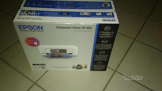 Stampante multi funzione Epson XP-455