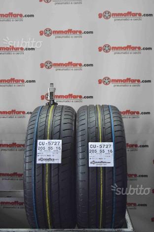 2 gomme 205/55 R16 Dunlop 91W CU-5727