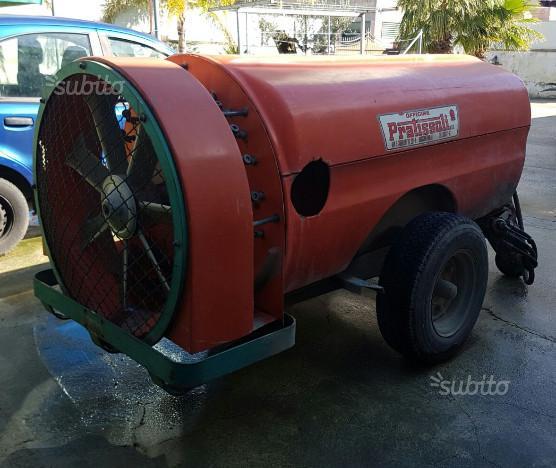 Atomizzatore 1000 litri