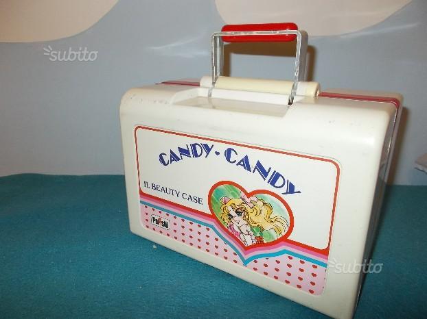 Candy candy trousse polistil