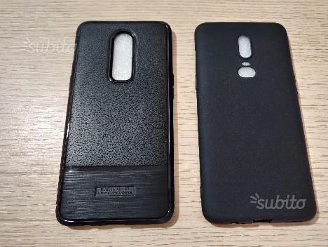 Custodia silicone OnePlus 6