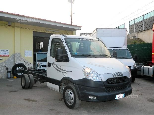 Iveco Daily 35c13 - CLIMA - 2013