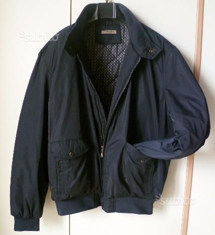 Giaccone blu uomo Emporio Clothing XL invernale