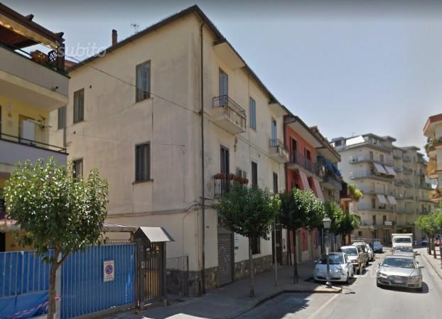 Via Olevano, appartamento con giardino e p. auto