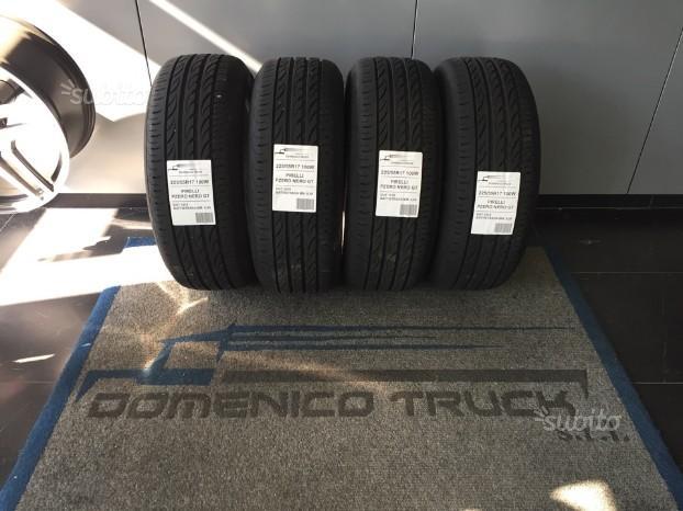225 55 17 pirelli pneumatici seminuovi