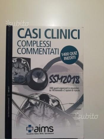 Casi clinici complessi commentati SSM18