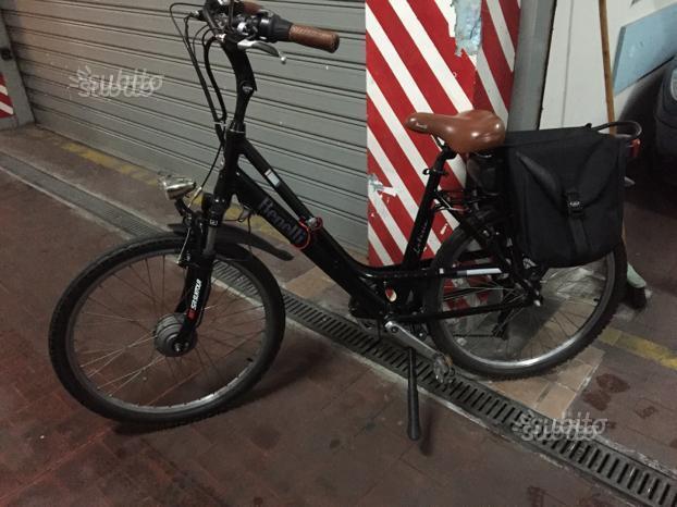 Bicicletta elettrica benelli Letizia