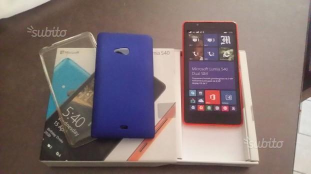 Microsoft Lumia 540 Dualsim