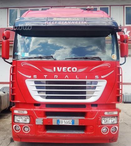 Iveco Stralis 480