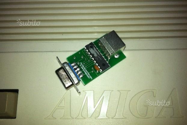 Amiga adattatore mouse ps2 convertitore