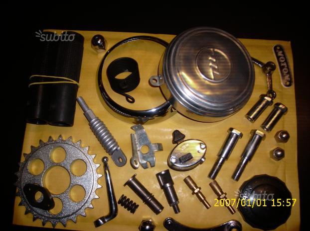 Ricambi e parti motore e accessori motom c48,motom