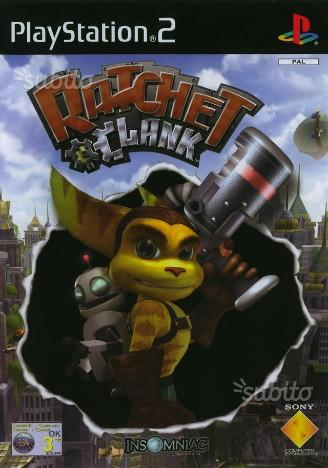 Ratchet & clank ps2