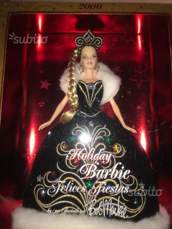 Barbie da collezione, anno 2006