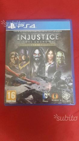 Ps4 injustice