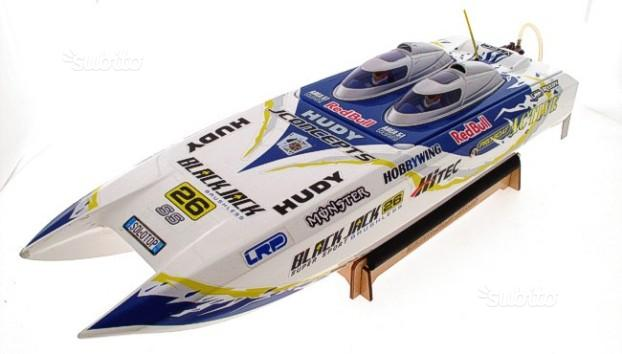 Motoscafo RC brushless Pro Boat Blackjack 26 SS