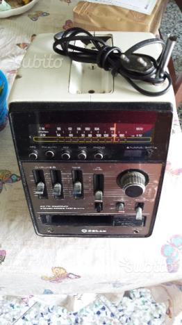 Radio stereo otto