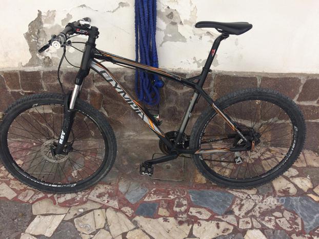 Bicicletta cobra xl