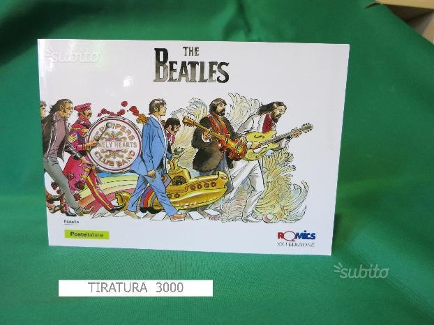 FOLDER 2017 ROMICS The Beatles