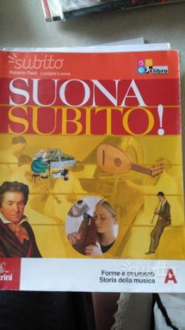 SUONA SUBITO A e B. ISBN 9788849412390