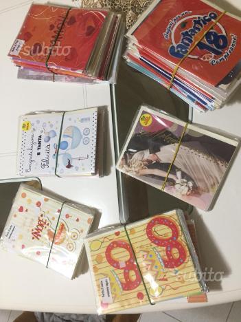 Cartoline compleanni,battesimo,comunione ecc.ecc