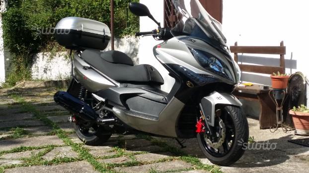 Kymco xciting 500i R abs