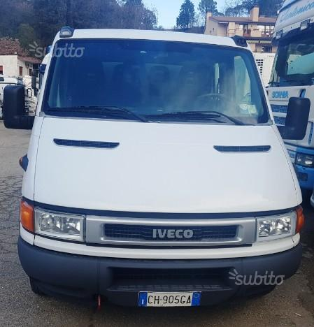 Iveco Daily 35C15 (6+1)