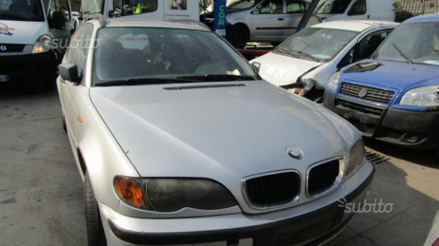 Ricambi Usati BMW 318I 2003 2.0Bz N42B20A