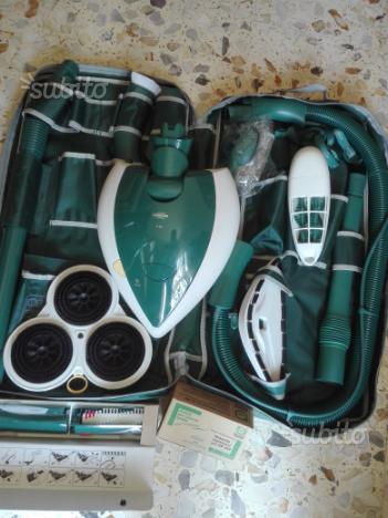 Folletto borsa con accessori e Pulilux Pl 515