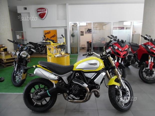 Ducati Scrambler 1100 - 2018