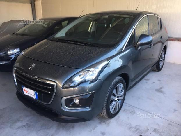 PEUGEOT 3008 1.6 Hdi 120 CV Active S&S - 2015