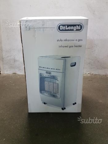 Stufa infrarossi a Gas Delonghi