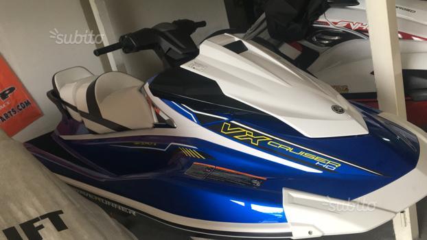 Yamaha vx 1800 cruiser