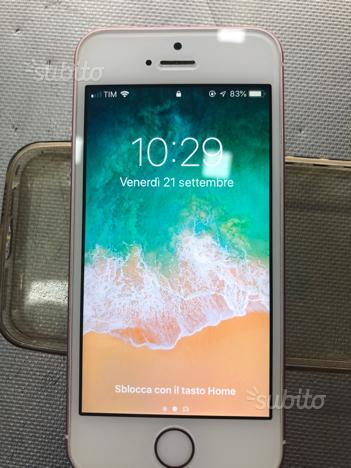 IPhone se 64 GB ROSA