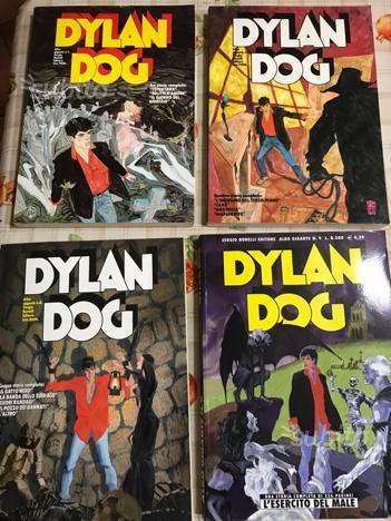 Albo Gigante Dylan Dog 1/22 completa